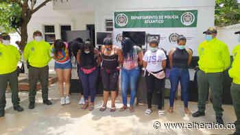 Capturas en Baranoa por fraude en juegos de azar - EL HERALDO