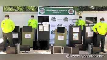Colombia: realizaron operativos contra el juego ilegal en Baranoa - Yogonet Latinoamérica