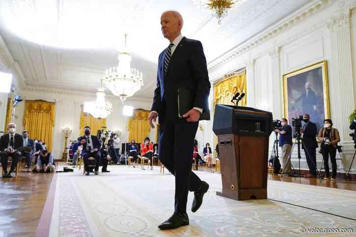 Casa Branca apresenta projeto orçamentário de U$ 6 trilhões - Valor Econômico
