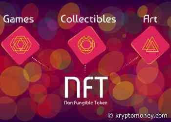 Why Enjin Coin, SKALE Network, Origin Protocol, MATIC Exploded Higher As NFTs Tokens Make a Comeback - Latest Crypto News - KryptoMoney