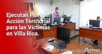 Inversión para víctimas del conflicto en Villa Rica – Proclama del Cauca - Proclama del Cauca
