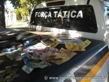 Casal de Sapiranga é preso vendendo rifas falsas e ameaçando moradores em Canela - Jornal Repercussão