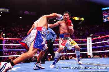 Pacquiao's coach predicts Manny stops Errol Spence on Aug.21 - Boxing News 24