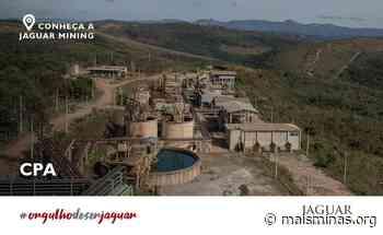 Jaguar Mining anuncia vagas para Itabirito, Santa Bárbara e outras cidades mineiras - Mais Minas