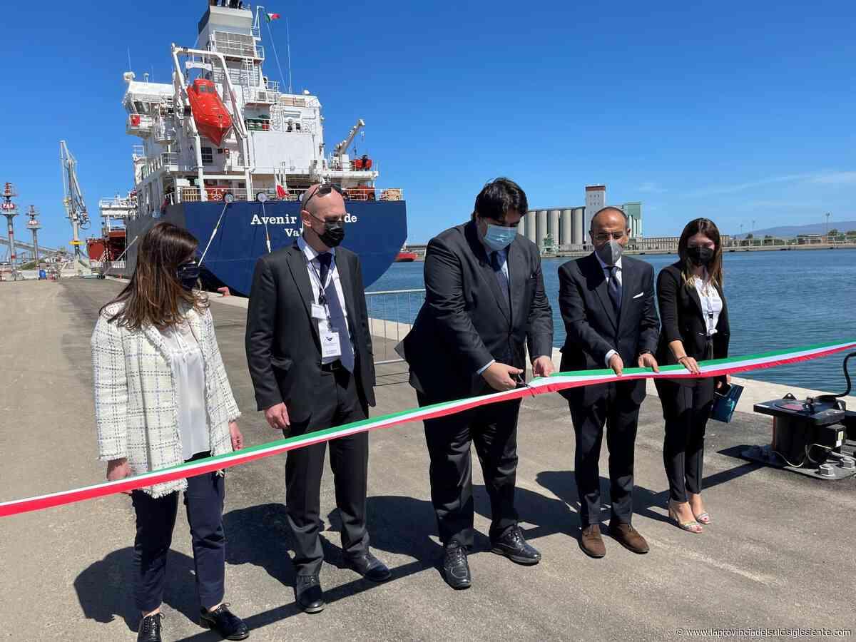 Il porto Oristano-Santa Giusta diventa il primo green port del Sistema Sardegna - La Provincia del Sulcis Iglesiente
