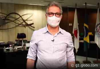 Governador Romeu Zema visita Bom Despacho e se reúne com prefeito, empresários e vereadores - G1