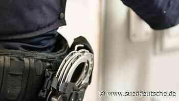 Polizei nimmt Biber in schützenden Gewahrsam - Süddeutsche Zeitung