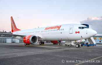 Sunwing returns to Quebec's Saguenay-Bagotville Airport for winter 2021-2022 - Travelweek