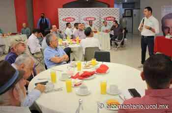 Se compromete Romero Coello a transparentar las obras en su administración - El Comentario