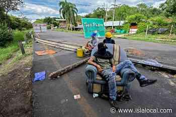 Las pérdidas aumentan a medida que los disturbios golpean puertos, minas y refinerías colombianas - islalocal.com