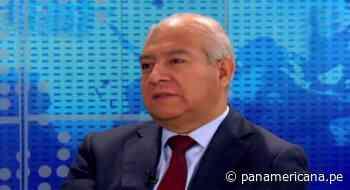 Pedraza: Debe invertirse en inteligencia para acabar con remanentes de Vraem   Panamericana TV - Panamericana Televisión