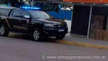 Comércio é alvo da operação contra o tráfico do ouro branco na fronteira - Campo Grande News