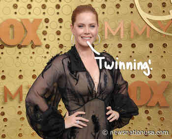 Amy Adams' Daughter Looks So Much Like Her In These Rare New Pics! – Perez Hilton - News Nation USA