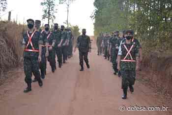 Tiro de Guerra realiza marcha administrativa de 8 Km em Adamantina (SP) - Defesa - Agência de Notícias