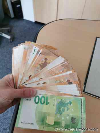 4.000 Euro gefunden und abgegeben » Bad Münder / Springe - neue Woche