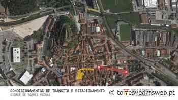 Condicionamentos de trânsito e estacionamento na cidade de Torres Vedras - TORRES VEDRAS WEB