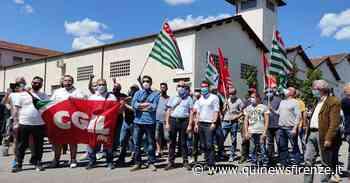 Vertenza Cartonificio, 100 dipendenti in sciopero - Qui News Firenze