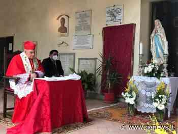 Il cardinale Simoni accolto a Querceto di Sesto Fiorentino - gonews