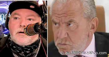 Lord Alan Sugar's jab at Kyle Sandilands: 'Poor man's Howard Stern' - Yahoo Lifestyle Australia