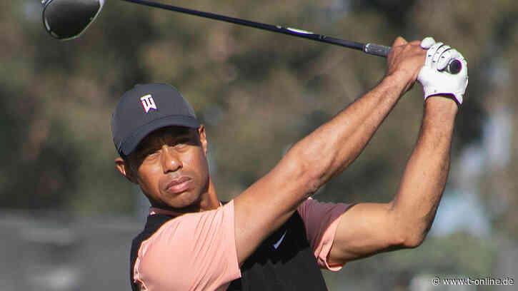 """Tiger Woods über Horrorunfall: """"Schmerzhafter als alles, was ich erlebt habe"""" - t-online.de"""