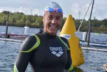 Val-d'Oise. Sarcelles Natation : Lara Grangeon-De Villele vice-championne d'Europe du 25 km - actu.fr