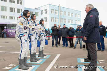 Russia space chief angry over US scrubbing of Gagarin - Jakarta Post