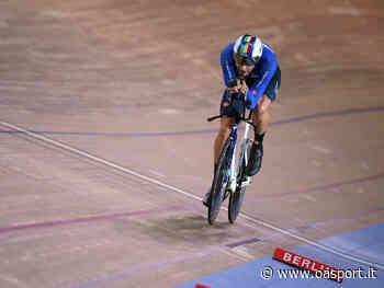 Ciclismo su pista: raduno a Montichiari per la Nazionale maschile. Cinque i convocati - OA Sport