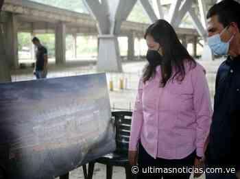 Supervisan avances de trabajos en estadio Hugo Chávez en La Rinconada - Últimas Noticias