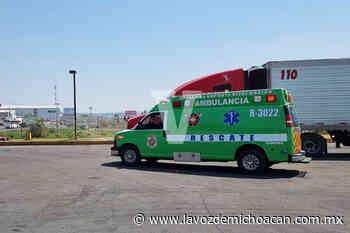 """Matan a """"El Bigotes"""" en crucero de la comunidad de La Rinconada, en Zamora - La Voz de Michoacán"""