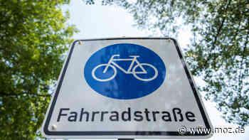 Verkehr: Bekommt Neuenhagen eine Fahrradstraße? - moz.de