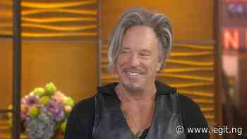 Mickey Rourke then and now: what really happened to the actor? - Legit.ng