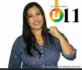 Tribunal ratifica elección de Lady Mendoza como concejala de Clemencia - El Universal - Colombia