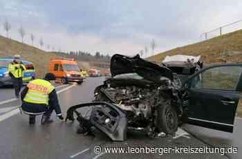 Geschwindigkeitskontrolle: Zweiter Blitzer für den Kreis Böblingen - Leonberger Kreiszeitung