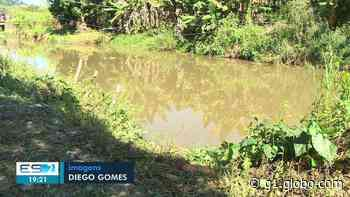 Homem morre após carro cair em rio de Vargem Alta, no ES - G1