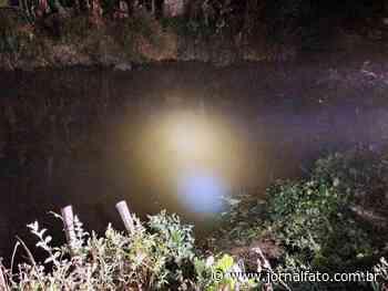 Homem morre após carro cair no rio Fruteiras, em Vargem Alta - Jornal FATO