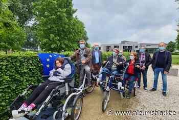 Iedereen op de fiets, dankzij aankoop van bijzondere fietsen - Het Nieuwsblad