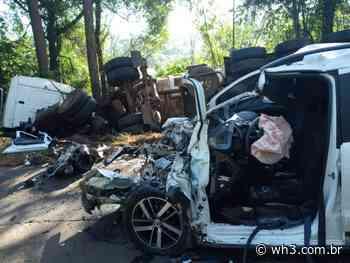 Homem morre em grave acidente entre Maravilha e Pinhalzinho - WH3