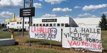 « Même à 54 ans, on peut s'en sortir ! » : à Issoudun, le long chemin vers la reconversion des ex-salariés de La Halle - Le Monde