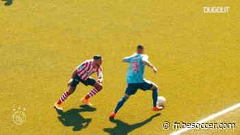 VIDÉO : La superbe première saison d'Antony à l'Ajax - BeSoccer