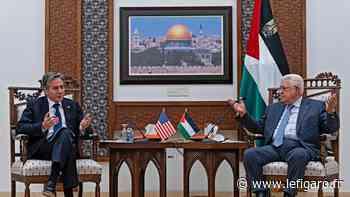 Les États-Unis veulent «reconstruire» la relation avec les Palestiniens, annonce Antony Blinken - Le Figaro