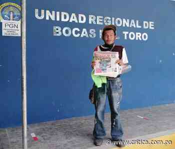 ¡El canillita estrella de Changuinola! | Critica - Crítica Panamá