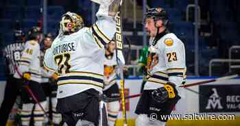 Victoriaville Tigres hand Val-d'Or Foreurs first playoff loss in Game 1 of QMJHL final | Saltwire - SaltWire Network