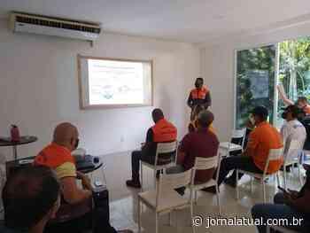 Agentes da Defesa Civil de Mangaratiba recebem treinamento - Jornal Atual