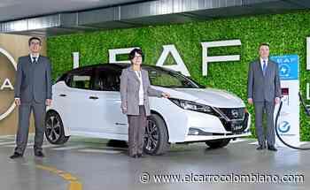 Nissan y la Universidad de Los Andes firman alianza para promover movilidad eléctrica - El Carro Colombiano