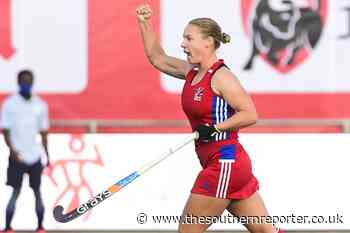 Hockey selectors stick with Selkirk's own Sarah - The Southern Reporter
