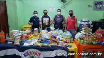 Torcida do Clube do Remo promove ação social em Abaetetuba - DOL - Diário Online