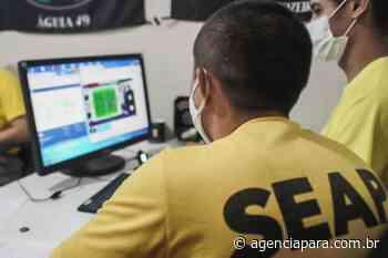 Custodiados de Abaetetuba participam de curso de robótica virtual - Para