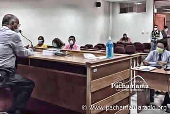 Yunguyo: ordenan cadena perpetua para imputado que abusó de menor - Pachamama radio 850 AM