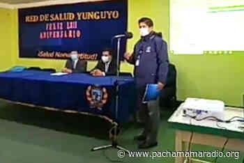 Redess Yunguyo demanda más camas clínicas y balones de oxígeno para atender a pacientes con covid-19 - Pachamama radio 850 AM