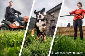 Laat het gras maar groeien: deze Limburgers namen deel aan Maai Mei Niet